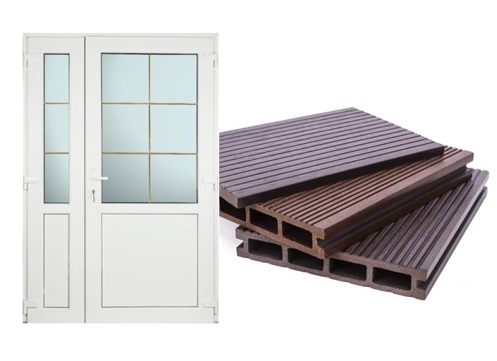 Door skins & Decking
